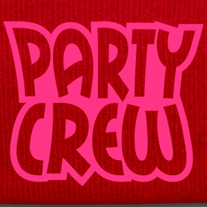 Party Crew T-Shirts - Winter Hat