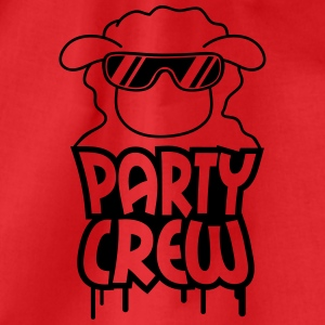 Party Crew Sheep T-Shirts - Turnbeutel