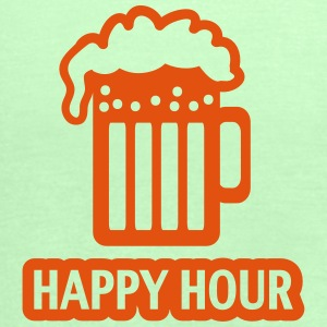 HAPPY HOUR - BEER DRINKING - GLAS  - PATRICK`S DAY Sweaters - Vrouwen tank top van Bella