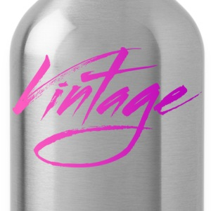 Vintageness 05 T-Shirts - Water Bottle