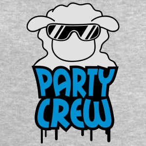 Party Crew Sheep T-Shirts - Men's Sweatshirt by Stanley & Stella