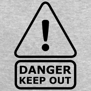 Danger Keep Out T-skjorter - Sweatshirts for menn fra Stanley & Stella