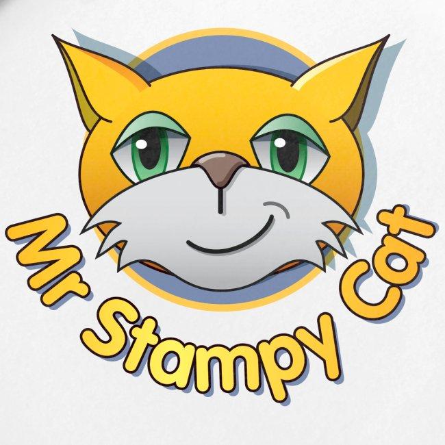 Mr. Stampy Cat - Teddy Bear