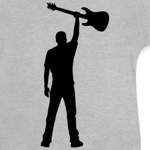 guitar power Shirts - Baby T-Shirt