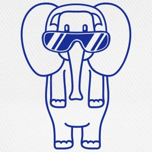 Cool Elephant T-Shirts - Baseball Cap