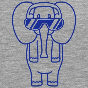 Cool Elephant T-Shirts - Men's Premium Longsleeve Shirt