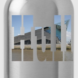 Hull, Yorkshire T-Shirts - Water Bottle
