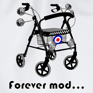 forever mod T-Shirts - Turnbeutel