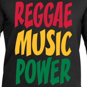 rasta music power T-Shirts - Men's Sweatshirt by Stanley & Stella