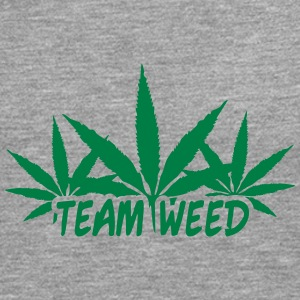 Team Weed Tee shirts - T-shirt manches longues Premium Homme
