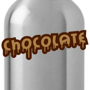 Chocolate Graffiti Tee shirts - Gourde