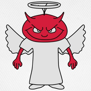 Devil Angel T-shirts - Basebollkeps