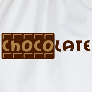 Chocolate T-Shirts - Turnbeutel