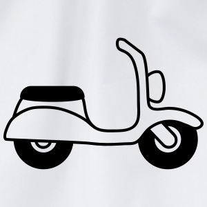 Moped T-shirts - Gymtas