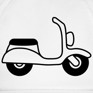 Moped T-shirts - Baseballcap