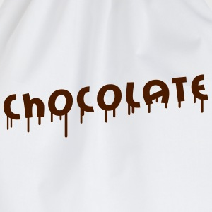 Chocolate Graffiti T-skjorter - Gymbag