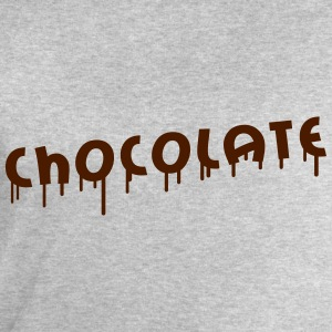 Chocolate Graffiti Tee shirts - Sweat-shirt Homme Stanley & Stella