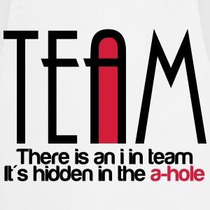 Team Tee shirts - Tablier de cuisine