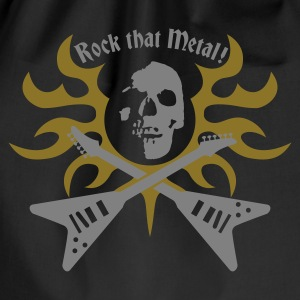 rock_that_metal T-shirts - Gymtas