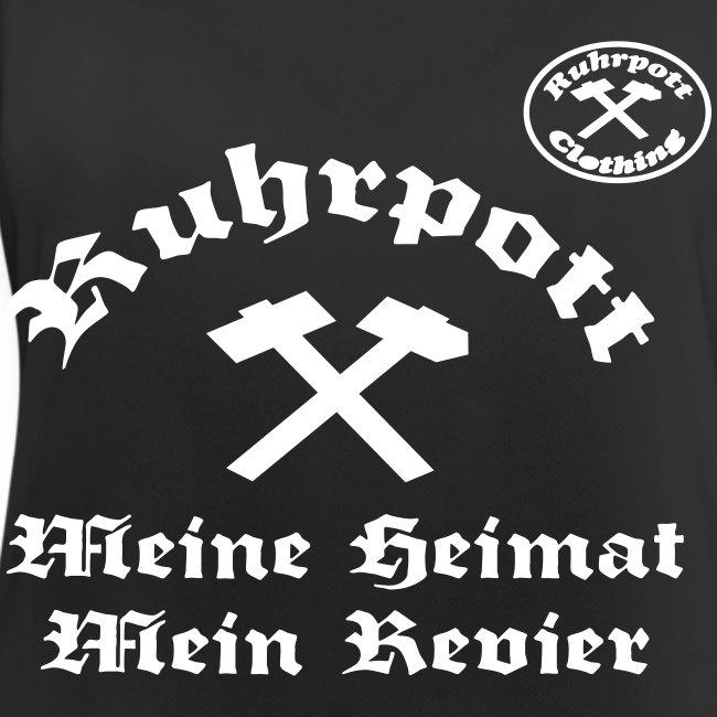 Ruhrpott - Meine Heimat mein Revier mit Hammer & Schlägel - Pullover