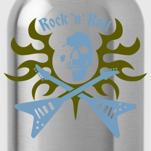 rock_and_roll Hoodies & Sweatshirts - Water Bottle