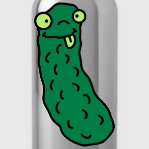 Funny Cucumber T-Shirts - Water Bottle
