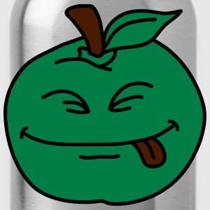 Funny Apple T-Shirts - Water Bottle