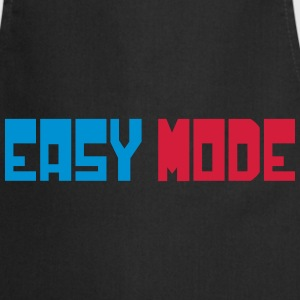 Easy Mode T-Shirts - Cooking Apron