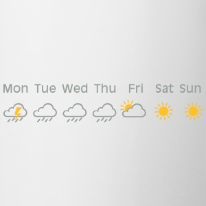 nice weekend weather T-shirts - Mok