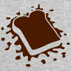 Dead Toast On The Ground T-shirts - Mannen sweatshirt van Stanley & Stella