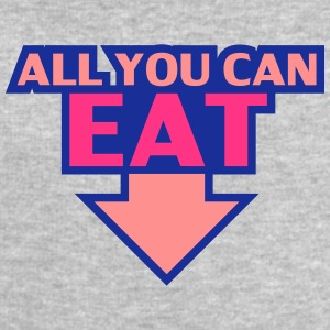 All You Can Eat T-Shirts - Men's Sweatshirt by Stanley & Stella
