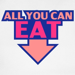 All You Can Eat Tee shirts - Casquette classique