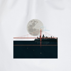 San Francisco T-Shirts - Drawstring Bag