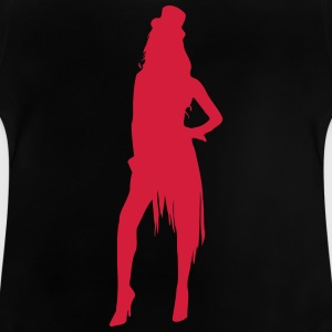 Sexy Showgirl Stripperin Lapdance 1c T-Shirts - Baby T-Shirt
