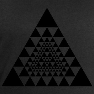 conception de triangle maya inca aztèque Tee shirts - Sweat-shirt Homme Stanley & Stella