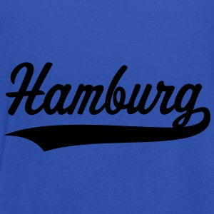 Hamburg T-Shirts - Women's Tank Top by Bella