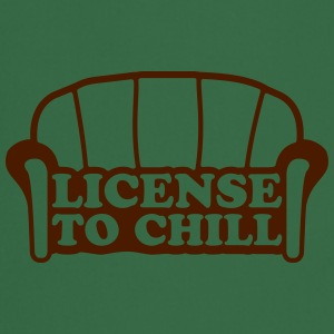 Lizense To Chill T-shirts - Forklæde