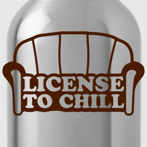 Lizense To Chill T-shirts - Drinkfles