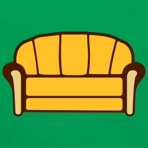 Couch T-shirts - Retro-tas