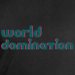 world domination T-shirts - Mannen sweatshirt van Stanley & Stella
