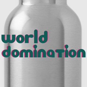 world domination T-shirts - Drinkfles