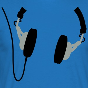 Headphones V3 2clr Hoodies & Sweatshirts - Men's T-Shirt