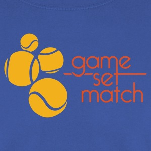 TENIS: GAME, SET, MATCH - Bluza męska