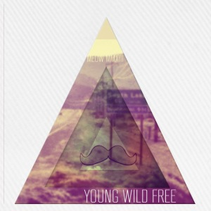 MOUSTACHE + TRIANGLE + YOUNG WILD FREE + HIPSTER T-shirts - Basebollkeps