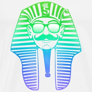 Pharaon Swagg Pastels Pullover & Hoodies - Männer Premium T-Shirt