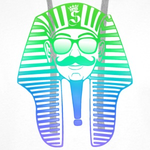 Pharaon Swagg Pastels T-Shirts - Männer Premium Hoodie