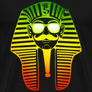 Pharaon Swagg Rasta Hoodies & Sweatshirts - Men's Premium T-Shirt