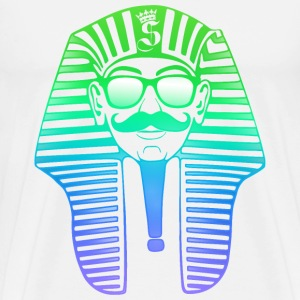 Pharaon Swagg Pastels Sweaters - Mannen Premium T-shirt