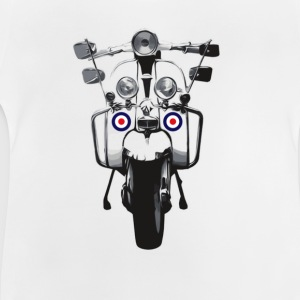 Mod Scooter Shirts - Baby T-shirt