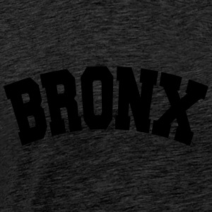 BRONX, NYC Hoodies & Sweatshirts - Men's Premium T-Shirt